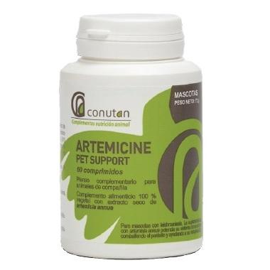 ARTEMICINE PET SUPPORT 100% VEGETAL PARA LA LEISHMANIA